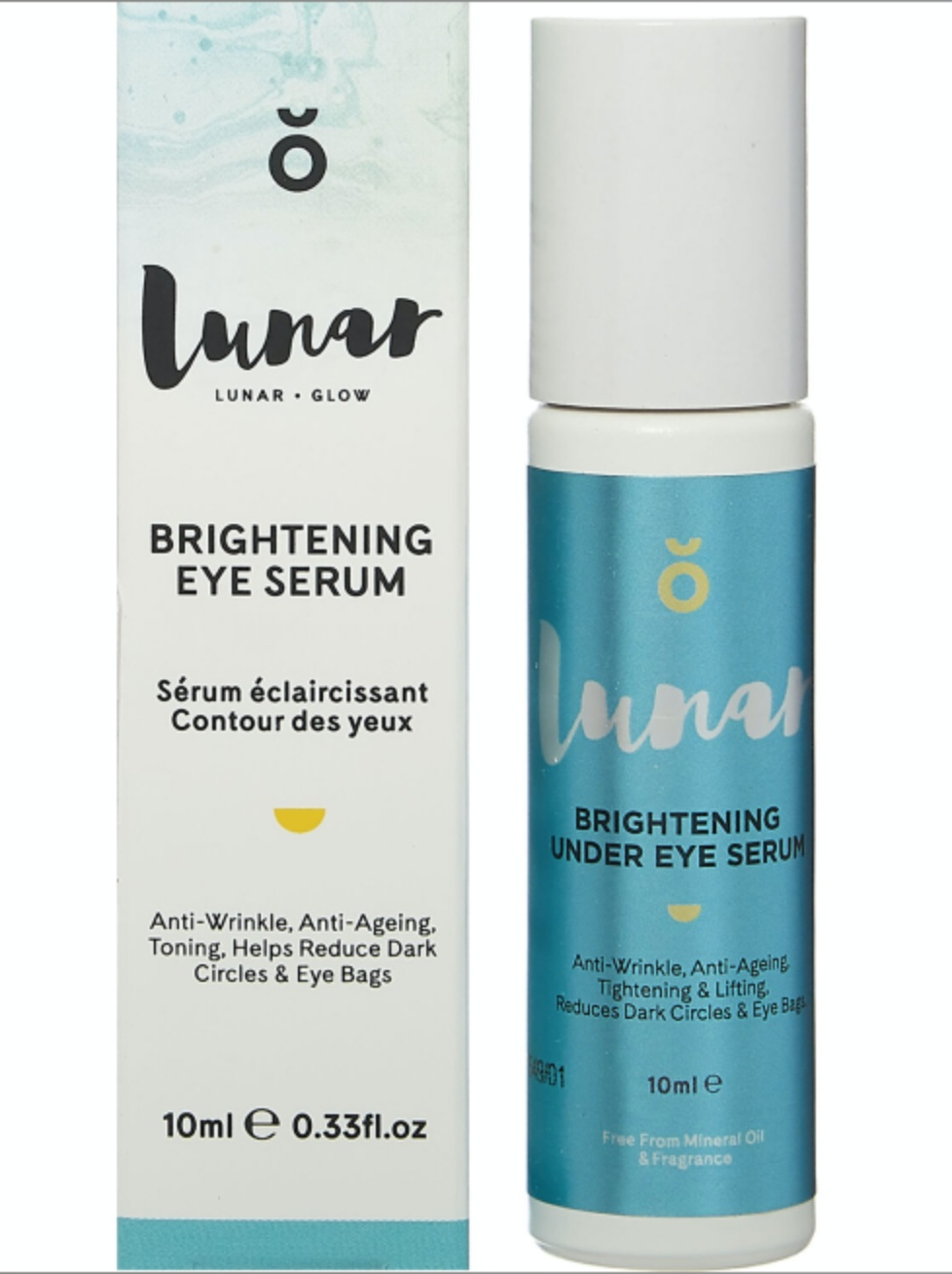 LUNAR Brightening Eye Serum
