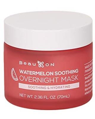 BeauKON Watermelon Soothing Overnight Mask
