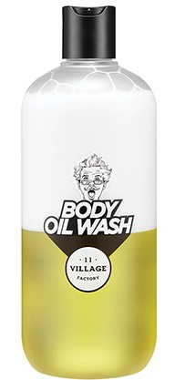 11 village factory Village 11 Factory Relax Day Body Oil Wash