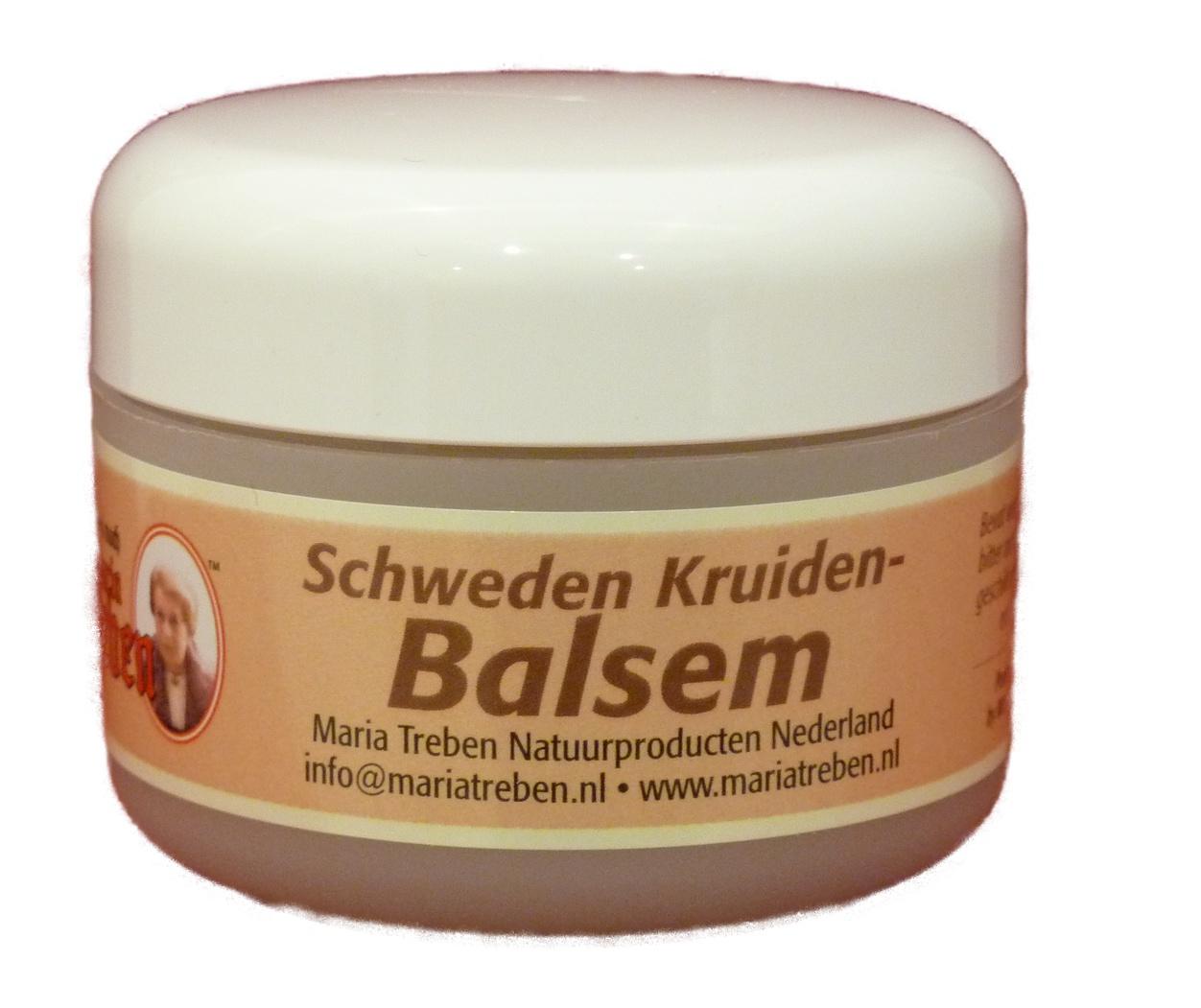 Maria Treben Schwedenkräuter (Zweedse Kruiden) Balsam