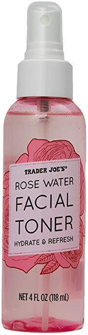 Trader Joe's Rose Water Facial Toner