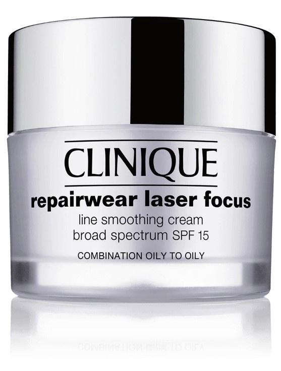 Clinique Repairwear Laser Focus™ Line Smoothing Cream Broad Spectrum Spf 15
