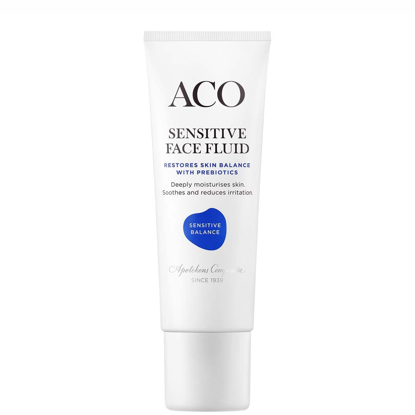 ACO Sensitive Balance Face Fluid
