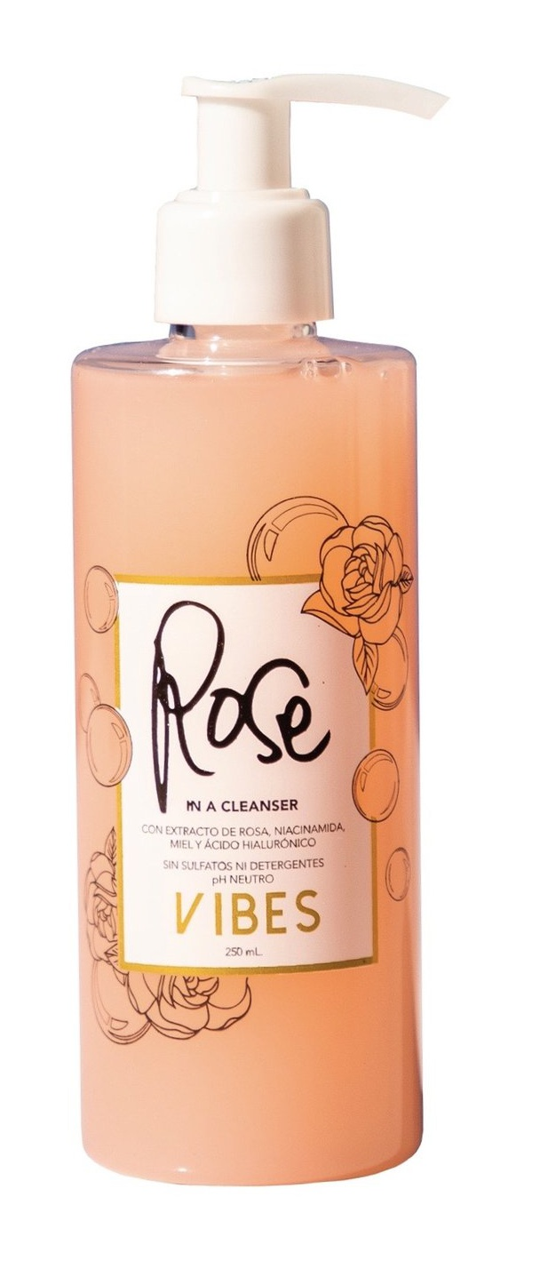 Vibes by TIV Rose In A Cleanser
