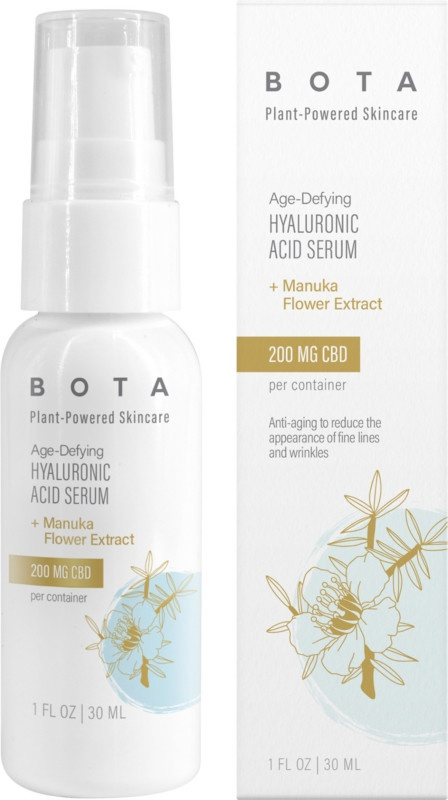 Bota Age-Defying Hyaluronic Acid Serum + Manuka & Ginger Root