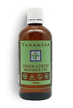 Tanamera Green Coffee Massage Oil