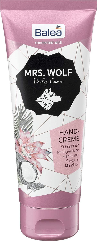 Balea Mrs.Wolf Handcreme