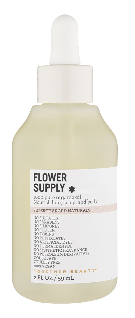 TOGETHER BEAUTY Flower Supply Hair Oil