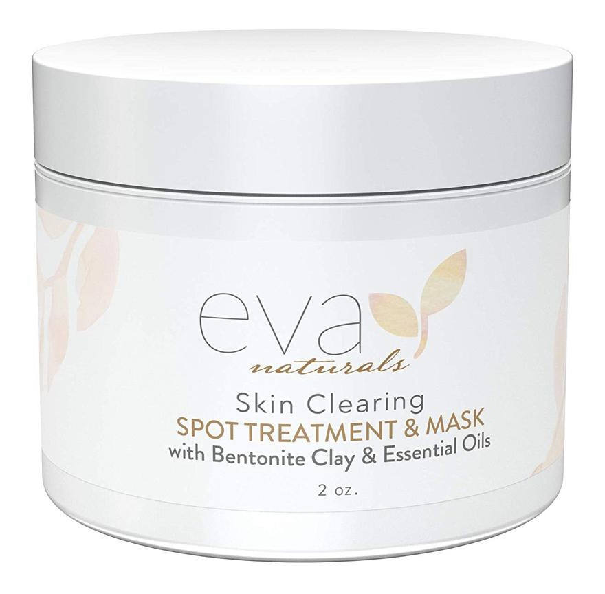 Eva Naturals Skin Clearing Spot Treatment & Mask