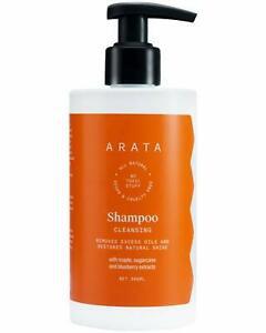 Arata Cleansing Shampoo