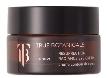 TRUE BOTANICALS Resurrection Radiance Eye Cream