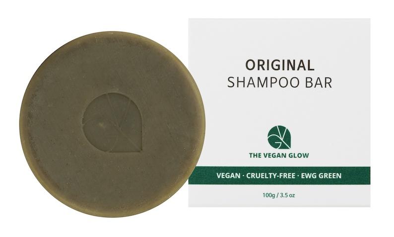 The Vegan Glow Original Shampoo Bar