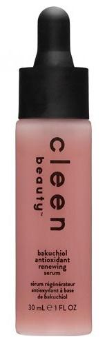 cleen beauty Bakuchiol Antioxidant Renewing Serum