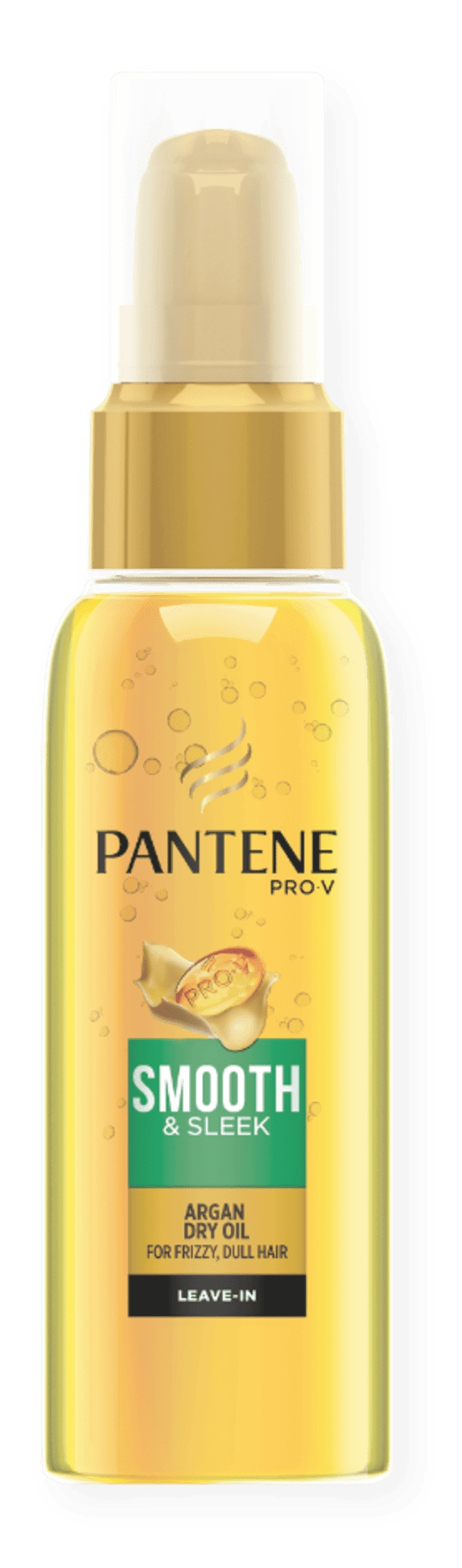 Pantene Smooth & Sleek Hair Oil