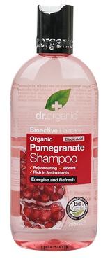 Dr Organic Pomegranate Shampoo