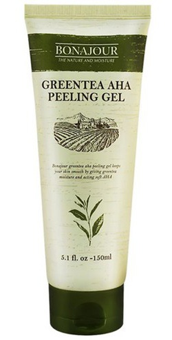 BONAJOUR Green Tea Aha Peeling Gel