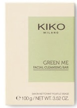 KIKO Milano Green Me Cleansing Face Bar