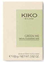 KIKO Milano Green Me Cleansing Face Bar