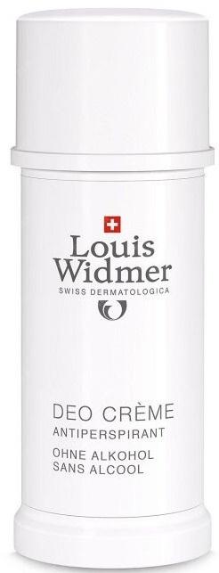 Louis Widmer Deo Crème Antiperspirant -