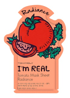 TonyMoly I'M Real Tomato Mask Sheet - Radiance