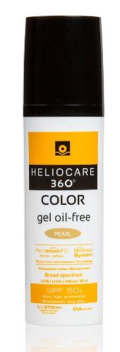 Heliocare 360° Color Gel Oil-Free Spf 50