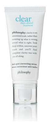 Philosophy Clear Days Ahead Dark Spot Correcting Serum