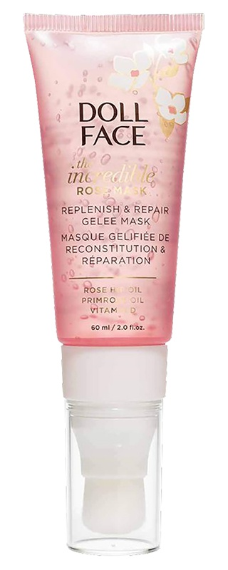 Doll Face The Incredible Rose Mask