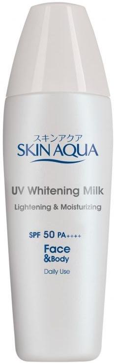 Skin Aqua UV Whitening Milk SPF 50 PA+++