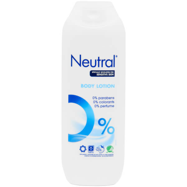 Neutral 0% Body Lotion