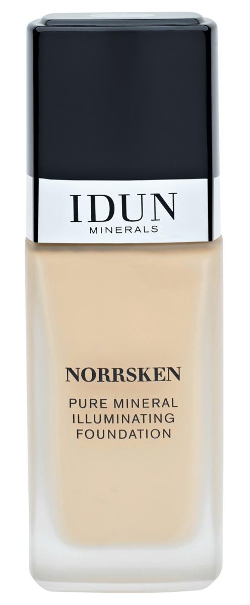 IDUN Minerals Norrsken Liquid Mineral Foundation