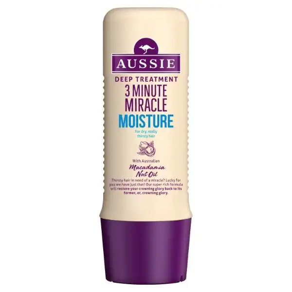 Aussie Deep Treatment 3 Minute Miracle Moist
