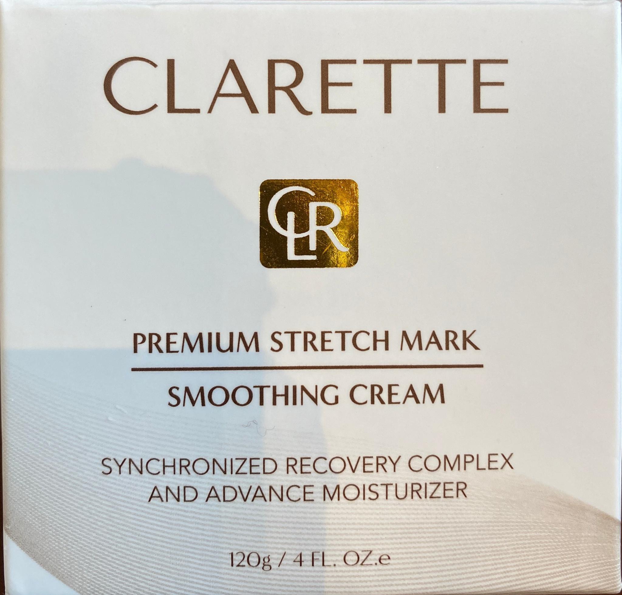 Clarette Premium Stretch Mark Smoothing Cream