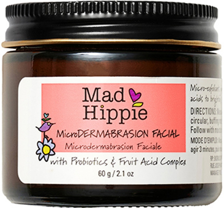 Mad Hippie Microdermabrasion Facial