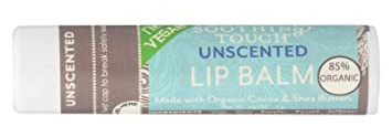 Soothing Touch Unscented Lip Balm