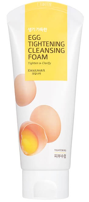 Kwailnara Egg Tightening Cleansing Foam