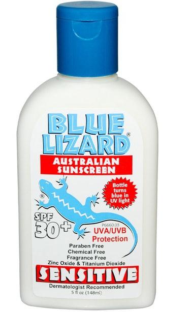 Blue Lizard Sensitive Spf 30+