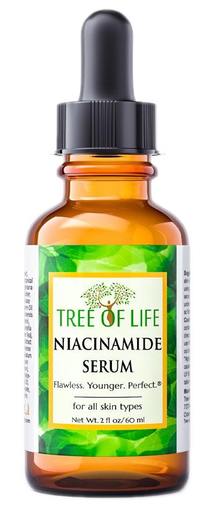 Tree of Life Beauty Niacinamide Serum