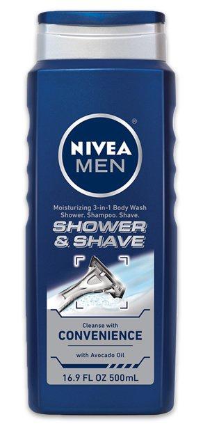 NIVEA MEN Shower & Shave