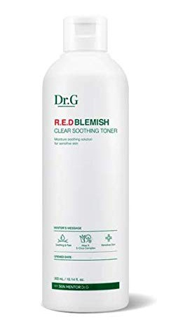 Dr. G RED Blemish Clear Soothing Toner