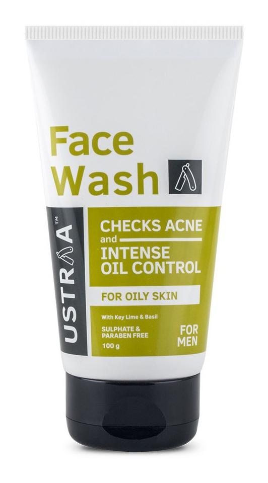 Ustraa Face Wash