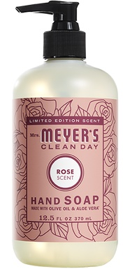 Telepoint family Rose Scented Hand Soap