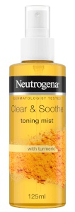 Neutrogena Clear And Soothe Toning Mist
