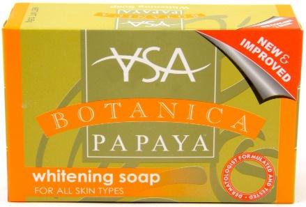 YSA Botanica Papaya Whitening Soap