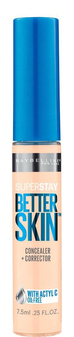 Maybelline Super Stay Better Skin® Concealer + Corrector