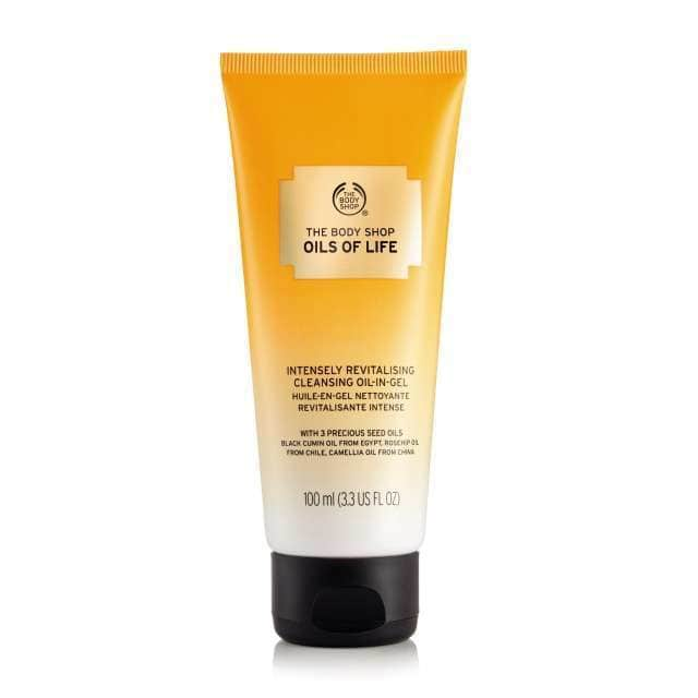 The Body Shop Oils Of Life™ Intensely Revitalising Cleansing Oil-In-Gel