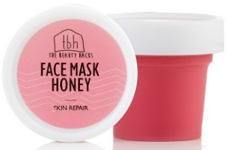 The Beauty Hacks Face Mask Honey