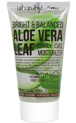 Urban Hydration Bright & Balanced Aloe Vera Leaf  Daily Gel Moisturizer