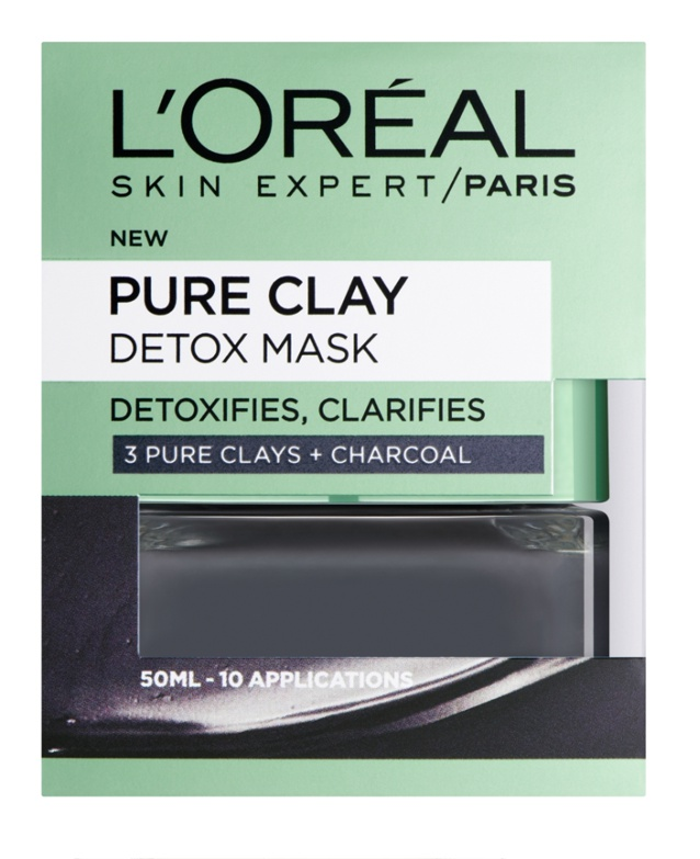 L'Oreal Paris Pure Clay Detox Face Mask