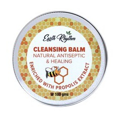 Earth Rhythm Cleansing Balm With Propolis