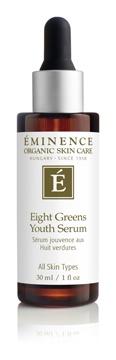 Eminence Organic Skin Care Eight Greens Youth Serum